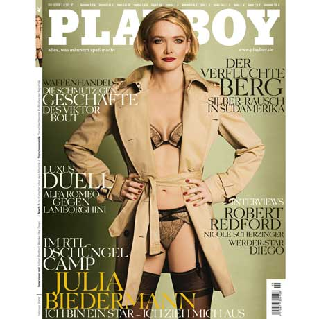 Julia Biedermann Playboy