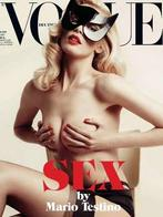 Claudia Schiffer nackt - Vogue